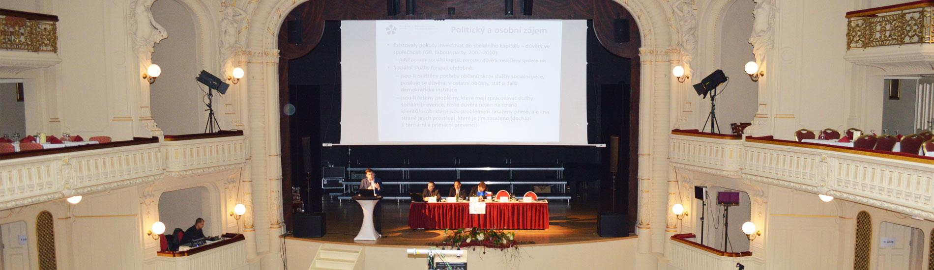 Konference a firemní akce